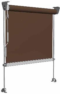 Экран подъемный с направляющими с тентом из ткани SCREEN SWK и SWO