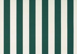 Акриловая ткань DICKSON ORC 8402 Бело-зеленые полосы 120см